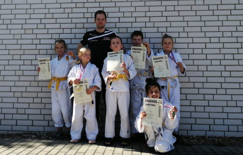 U9-Youngsters glänzten in Peitz